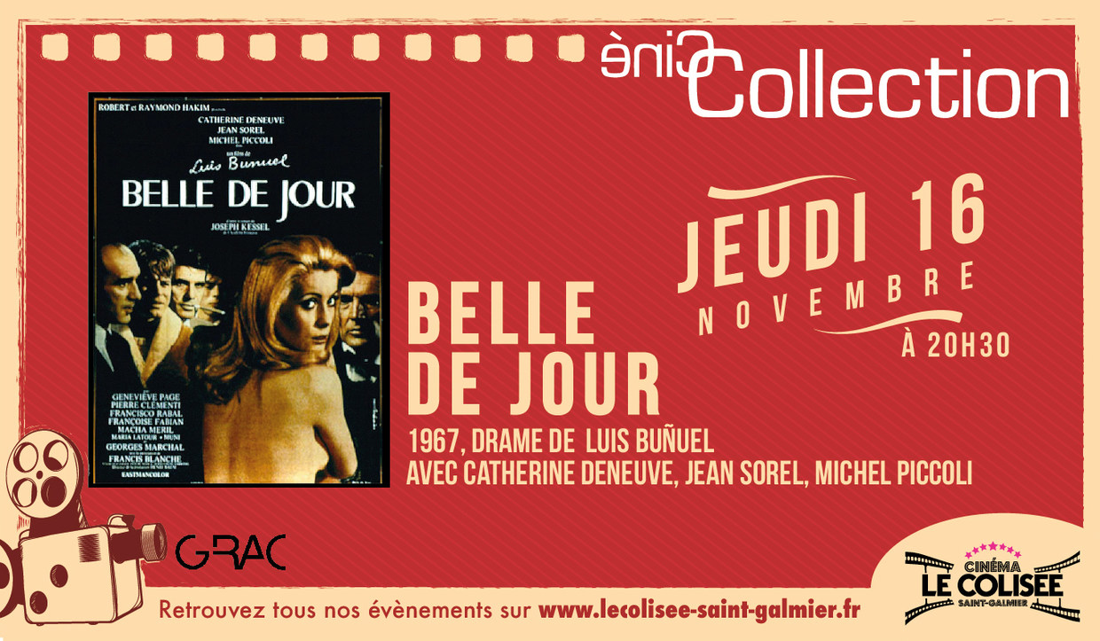 Photo du film Belle de Jour