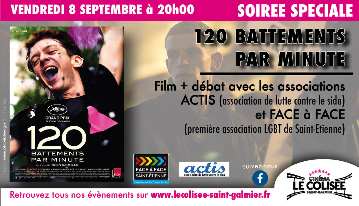 Photo du film 120 Battements par Minute