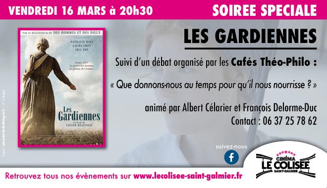 Photo du film Les Gardiennes