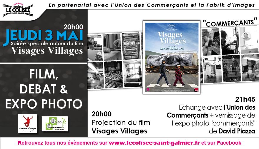 Photo du film Visages Villages