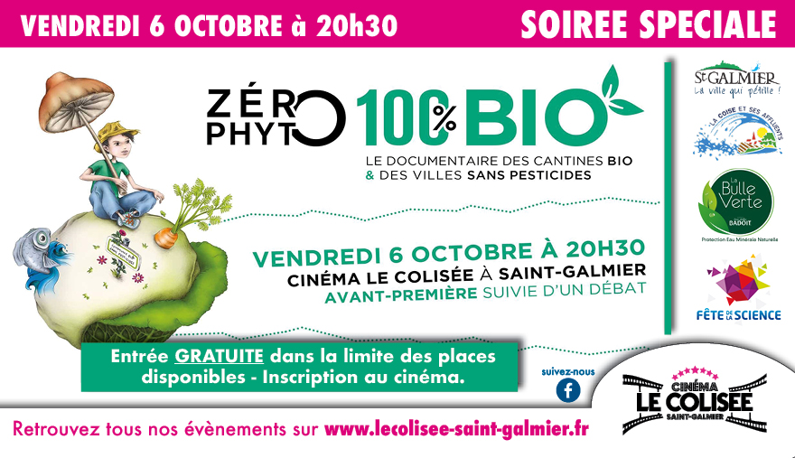 Photo du film Zéro Phyto 100% Bio